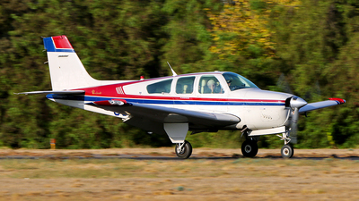 CC-PVL - Beechcraft F33A Bonanza - Private