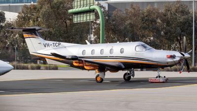 VH-TCP - Pilatus PC-12/47E - Private
