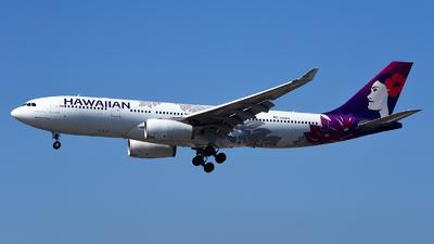 N360HA - Airbus A330-243 - Hawaiian Airlines