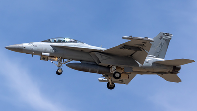 166938 - Boeing EA-18G Growler  - United States - US Navy (USN)