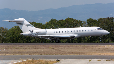 N95783 - Bombardier BD-700-1A11 Global 5000 - Private