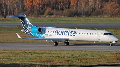 ES-ACE - Bombardier CRJ-701 - Nordica
