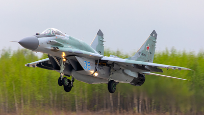 RF-92314 - Mikoyan-Gurevich MiG-29SMT Fulcrum - Russia - Air Force