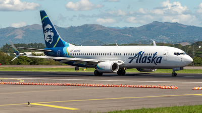 A picture of N512AS - Boeing 737890 - Alaska Airlines - © Cristian Quijano