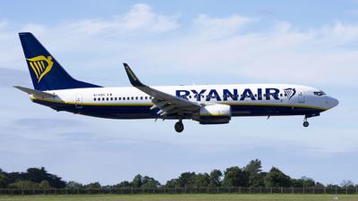 EI-EBO - Boeing 737-8AS - Ryanair