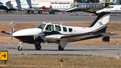 N96WF - Beechcraft 58 Baron - Private