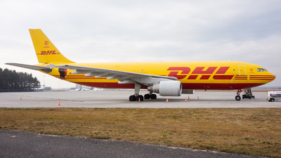 D-AEAQ - Airbus A300B4-622R(F) - DHL (European Air Transport)