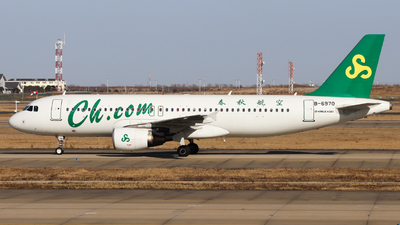 A picture of B6970 - Airbus A320214 - Spring Airlines - © Charlie-Aviationphotography