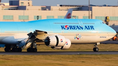 HL7638 - Boeing 747-8B5 - Korean Air