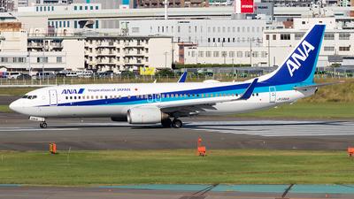 JA59AN - Boeing 737-881 - All Nippon Airways (ANA)