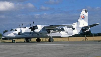 2506 - Antonov An-26B - Slovakia - Air Force