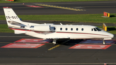 CS-DXT - Cessna 560XL Citation XLS - NetJets Europe