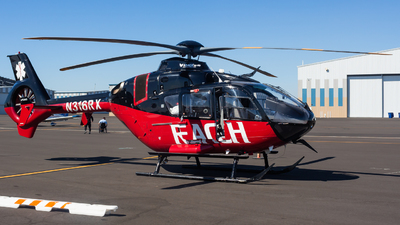 N316RX - Eurocopter EC 135P2+ - Reach Air Medical Services