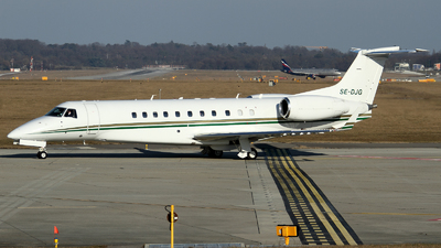 SE-DJG - Embraer ERJ-135BJ Legacy 600 - European Flight Service (EFS)