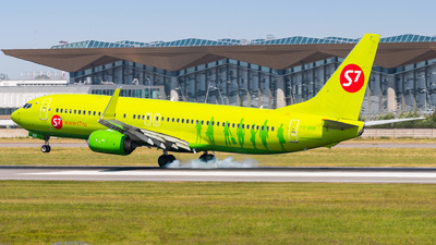 A picture of VQBRK - Boeing 7378LP - S7 Airlines - © KomradAlexey