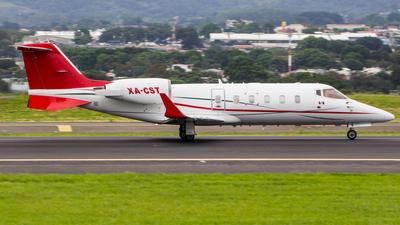 XA-CST - Bombardier Learjet 55 - Private