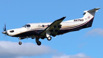 A picture of N47NG - Pilatus PC12/47E - [1103] - © Alex I.