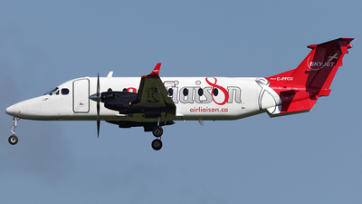 C-FFCU - Beech 1900D - Skyjet Aviation