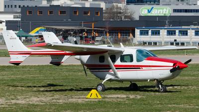 A picture of N444HR - Cessna 337H Super Skymaster - [33701900] - © Davide Pernici