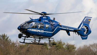 D-HVBQ - Eurocopter EC 135T2+ - Germany - Bundespolizei