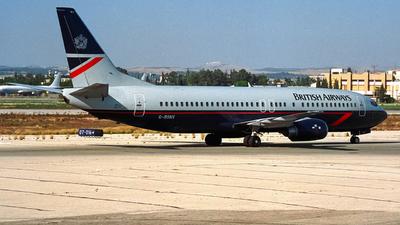 G-BSNV - Boeing 737-4Q8 - British Airways