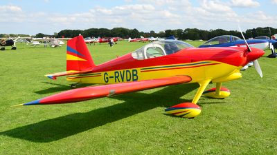 G-RVDB - Vans RV-7 - Private