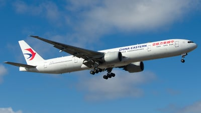 B-2001 - Boeing 777-39PER - China Eastern Airlines