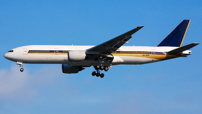 9V-SVF - Boeing 777-212(ER) - Untitled