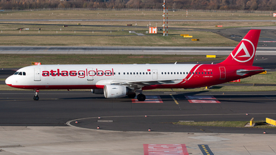 TC-ATY - Airbus A321-211 - AtlasGlobal