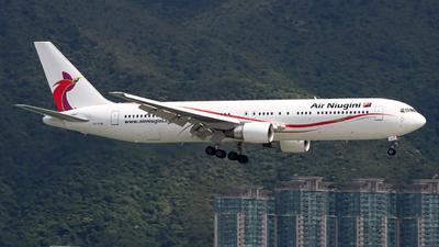 P2-PXW - Boeing 767-383(ER) - Air Niugini