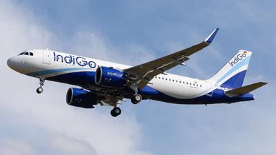 D-AUBI - Airbus A320-271N - IndiGo Airlines
