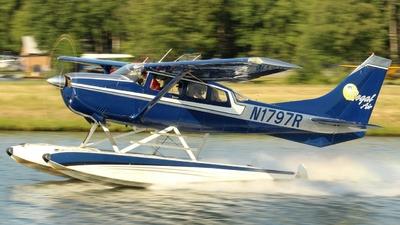 N1797R - Cessna U206F Stationair 6 - Regal Air