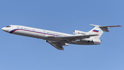 RA-85360 - Tupolev Tu-154B-2 - Russia - Air Force