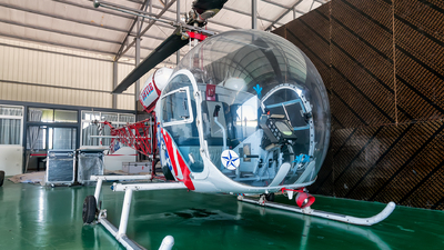 N971B - Bell 47G - Private