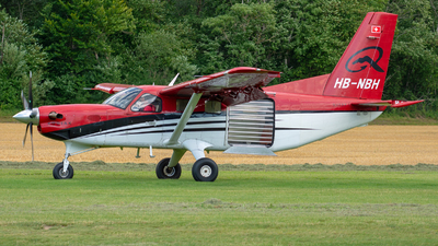 A picture of HBNBH - Quest Kodiak 100 - [1000053] - © Patrick ANDRIE