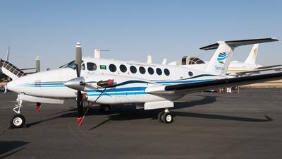 HZ-SSM - Beechcraft B300 King Air 350 - Saudi CAA