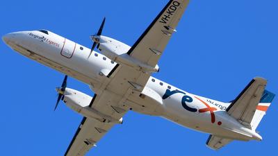 A picture of VHKDQ - Saab 340B - Regional Express - © Robbie Mathieson