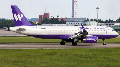 B-9969 - Airbus A320-232 - West Air