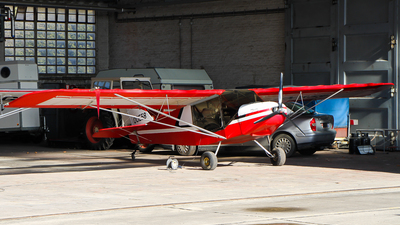 OO-E58 - Rans S-6ES Coyote II - Private