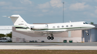 N32MJ - Gulfstream G-III - Private
