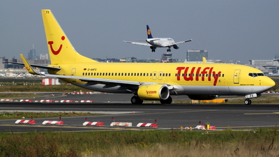 D-AHFX - Boeing 737-8K5 - TUIfly