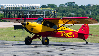 N862SY - Cub Crafters CC-11-160 Carbon Cub SS - Private