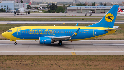 UR-GBD - Boeing 737-36Q - Ukraine International Airlines
