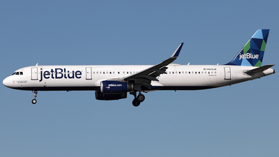 N929JB - Airbus A321-231 - jetBlue Airways