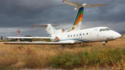 UN-87926 - Yakovlev Yak-40K - International Jet Tour (IJT)