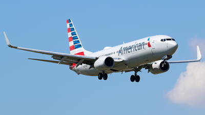 N878NN - Boeing 737-823 - American Airlines