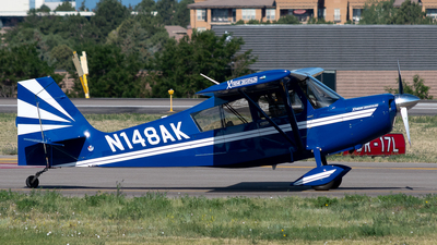 A picture of N148AK - American Champion 8KCAB - [11402014] - © Michael Place