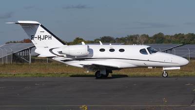 F-HJPH - Cessna 510 Citation Mustang - Private
