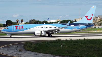 D-ALAB - Boeing 737-8FH - TUI