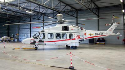 9M-WST - Agusta-Westland AW-189 - Weststar Aviation Services